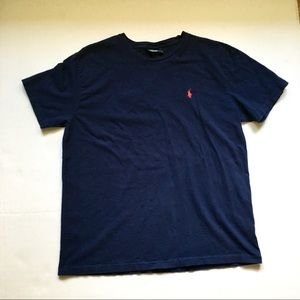 Navy Blue Ralph Lauren Polo Tee
